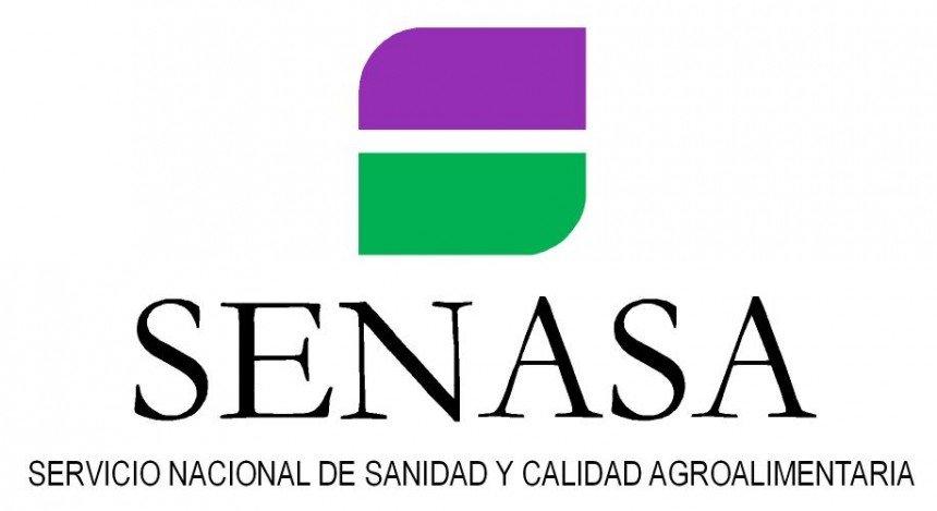 Proyecto Senasa-control de alimentos: novedades