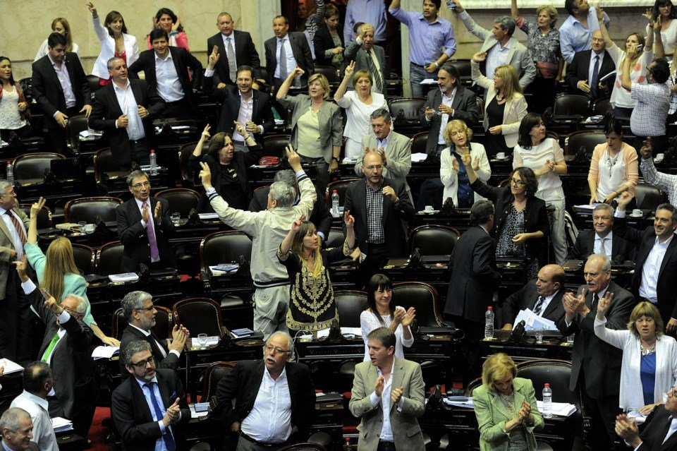 16 proyectos de ley aprobados en diputados: Senasa con sanción definitiva