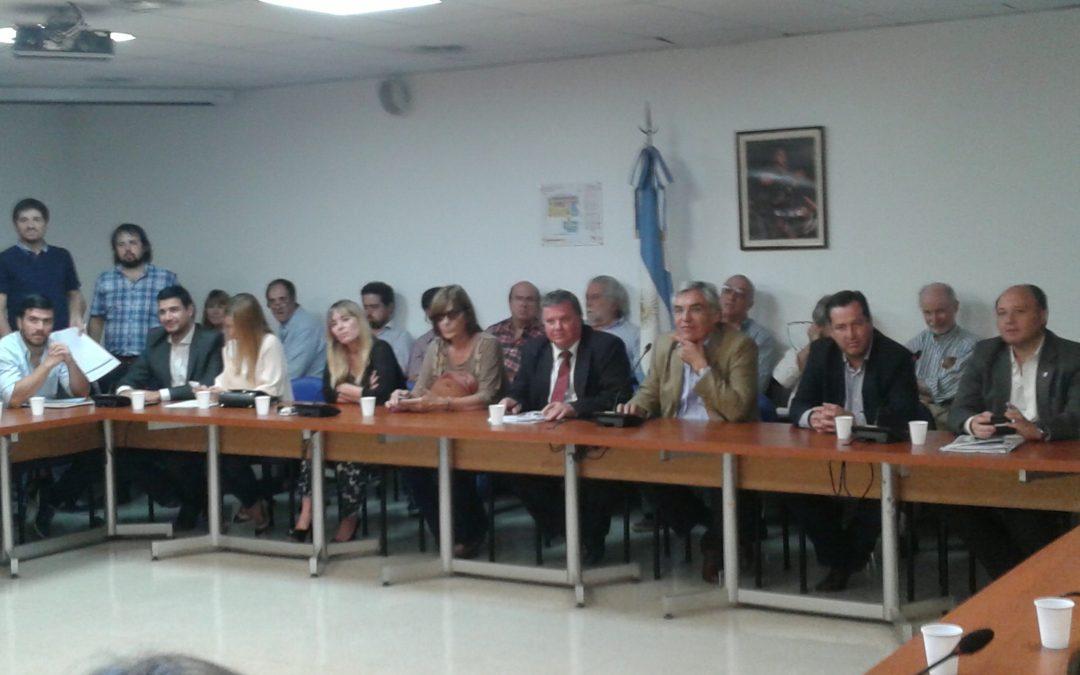 Diputados: Gilberto Alegre quedó a cargo de Agricultura