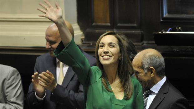 En la apertura de sesiones, Vidal hizo promesas para el agro