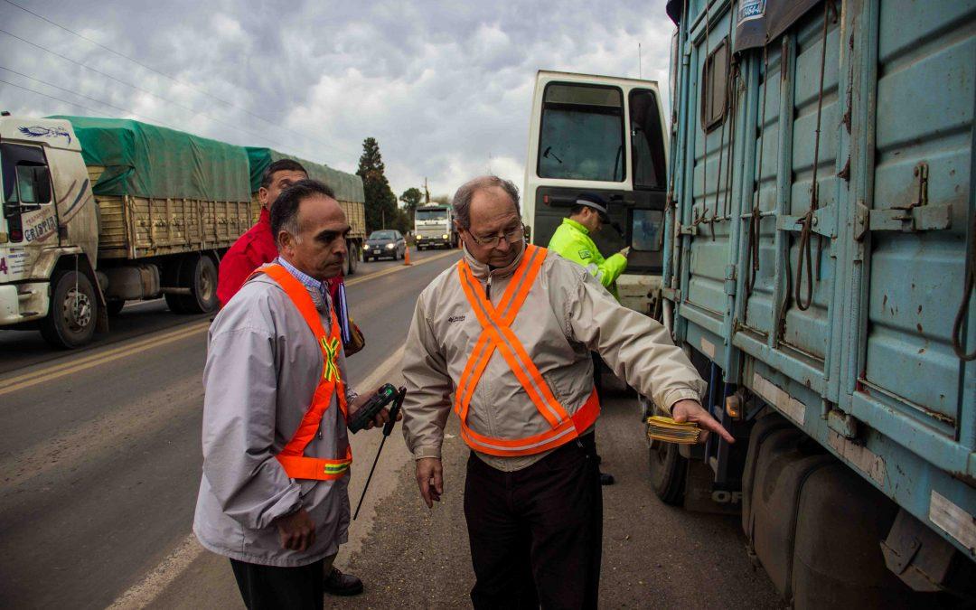 Prohibición de fosfina en los camiones, listo para dictaminar en Senado