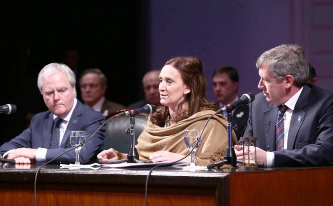 El Congreso se mudó a Tucumán