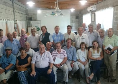 Sociedad Rural de Exaltación de la Cruz - Jornada Anual Barbechando
