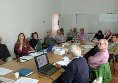 Reunión del Consejo de Administración de Barbechando