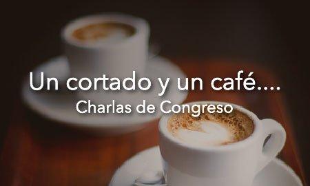 Un cortado y un café
