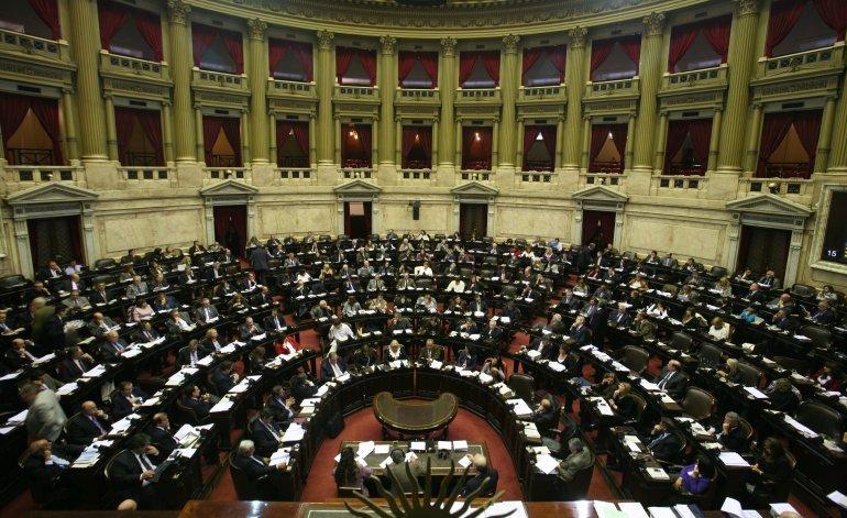 Los legisladores del campo