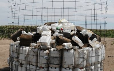 La ley de envases vacíos lleva más de un año sin reglamentación