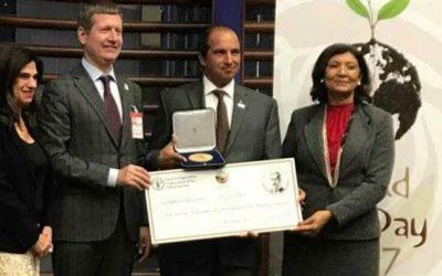 Calurosa felicitación a Aapresid por el Premio Glinka (FAO)