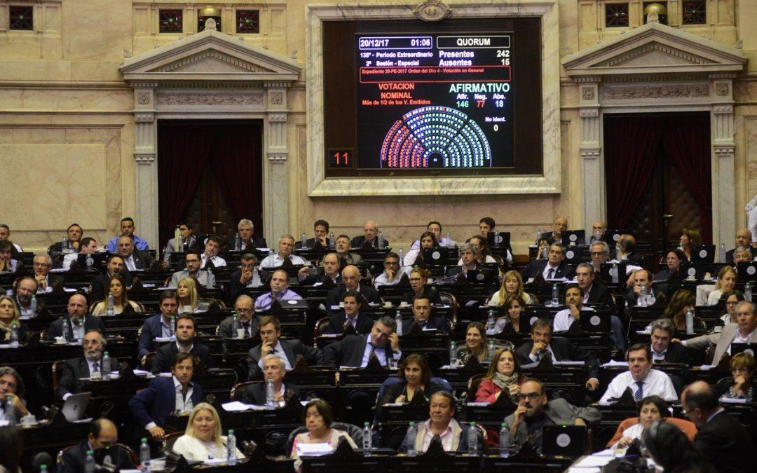 Agricultura en Diputados: rumores que preocupan
