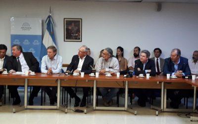 Es oficial: Atilio Benedetti presidirá la comisión de agricultura de Diputados
