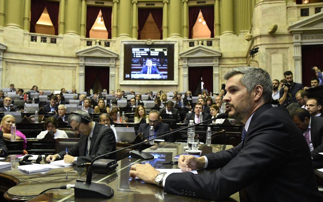 Peña anunció que el gobierno está trabajando en un seguro agropecuario