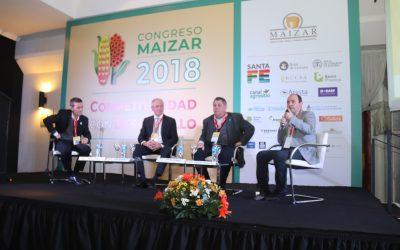 Congreso Maizar: los legisladores plantearon las leyes que necesita el agro