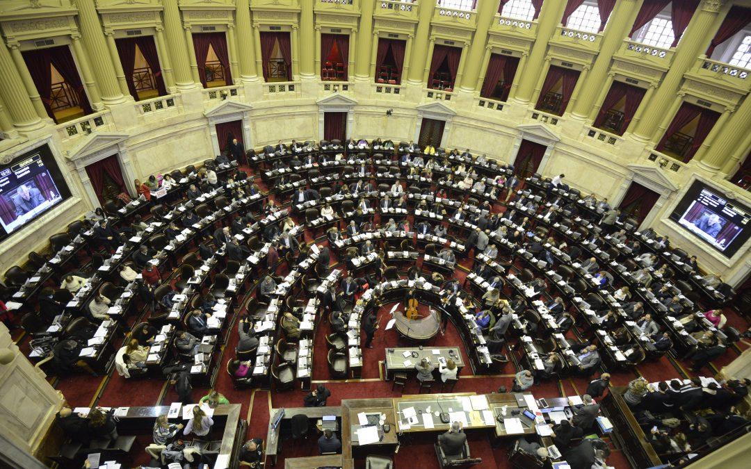 Semana activa para el agro en el Congreso