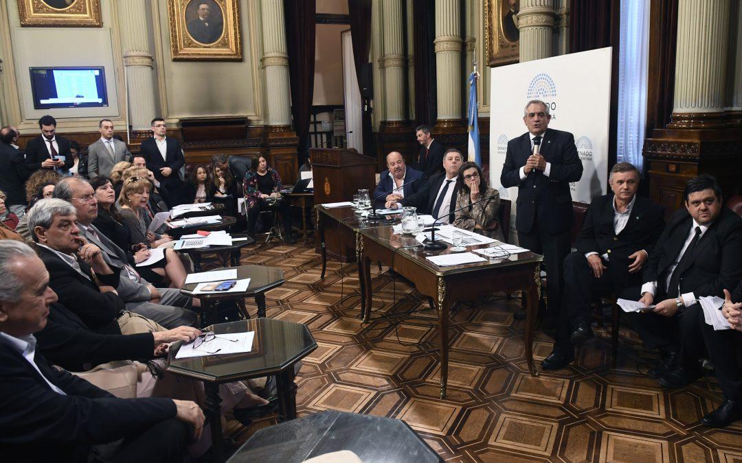 Coninagro presentó su proyecto de economías regionales
