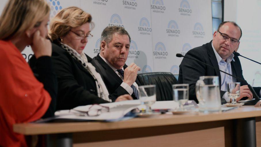 El titular del Senasa presentó el plan de lucha contra el HLB