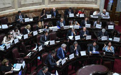 Senado dio sanción definitiva a la prórroga de la Ley de bosques cultivados