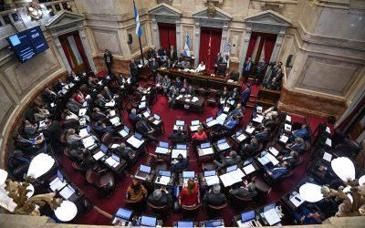 Delitos ambientales: los senadores establecieron un cronograma para analizarlos