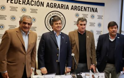 La Comisión de Enlace presentó sus propuestas para los candidatos