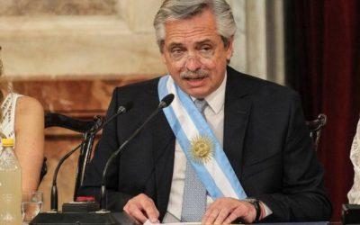 APERTURA SESIONES: ALBERTO FERNÁNDEZ INAUGURARÁ EL 138º PERÍODO DE SESIONES ORDINARIAS DEL CONGRESO