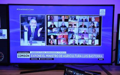 BASTERRA EN SENADO: ENTRE EL POR QUÉ DE LAS RETENCIONES Y LA AGENDA LEGISLATIVA POST PANDEMIA