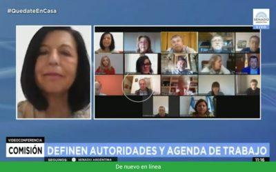 SENADO: SE CONFORMÓ LA COMISIÓN DE ECONOMÍAS REGIONALES