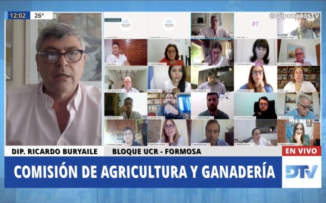 DIPUTADOS FRENÓ LA CREACIÓN DE UN OBSERVATORIO NACIONAL DE AGROQUIMICOS