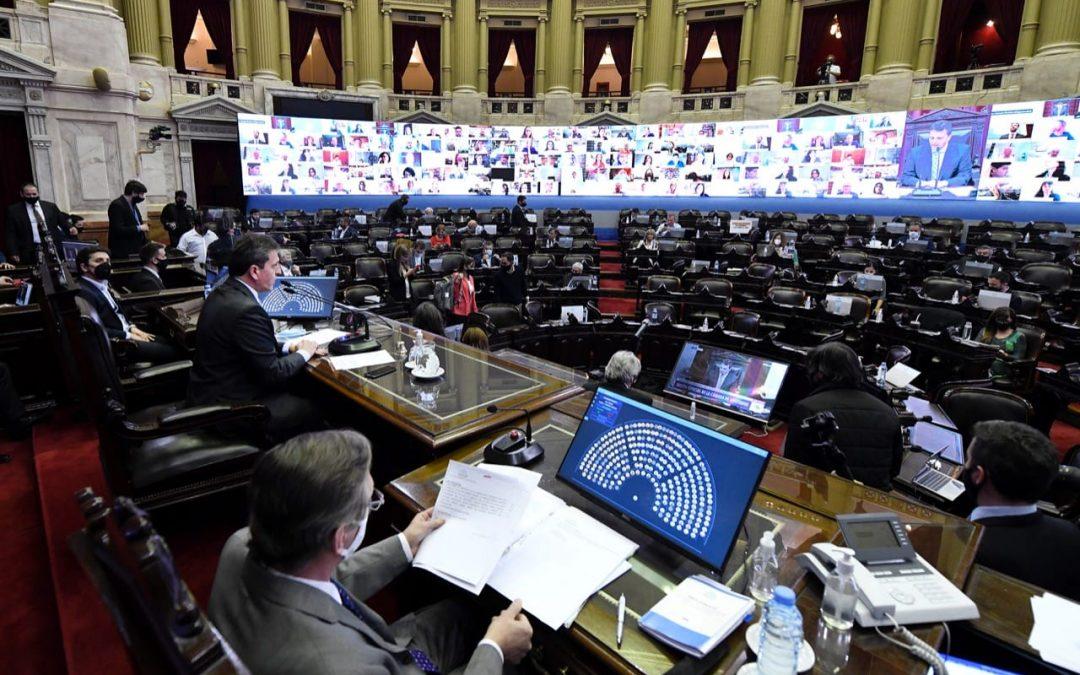 ECONOMÍA DEL CONOCIMIENTO Y LA PRÓRROGA DE LA EMERGENCIA CITRÍCOLA SE CONVIRTIERON EN LEY