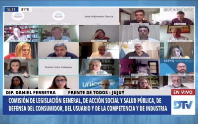 ETIQUETADO FRONTAL DE ALIMENTOS: SEGUNDA REUNIÓN INFORMATIVA
