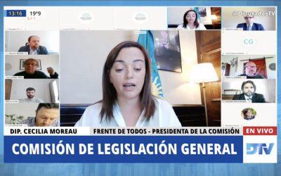 DIPUTADOS SUGIRIÓ AL PODER EJECUTIVO DEROGAR EL DNU DE TIERRAS RURALES