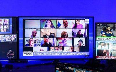 SENADO: SE RATIFICARON LAS AUTORIDADES DE LAS COMISIONES DE ECONOMÍAS REGIONALES Y DE AMBIENTE Y MARCARON AGENDA