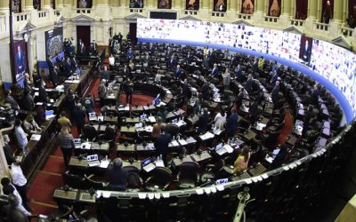EL CONGRESO VUELVE A LA PRESENCIALIDAD PLENA CON ALGUNOS PROYECTOS AGRO EN AGENDA